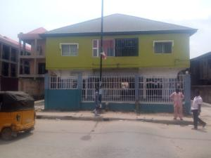 Office Space Commercial Property for sale Karimu Laka Road Egbeda Alimosho Lagos