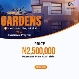 Residential Land Land for sale Itanmarun Ibeju Lekki  Free Trade Zone Ibeju-Lekki Lagos