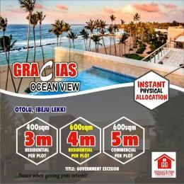 Mixed   Use Land Land for sale Otolu Ibeju Lekki  Ibeju-Lekki Lagos