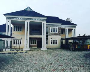 5 bedroom Detached Duplex House for sale Off G U Akeh Road, Eliozu Port Harcourt  Eliozu Port Harcourt Rivers