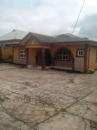 4 bedroom Detached Bungalow House for sale .. Iju Lagos