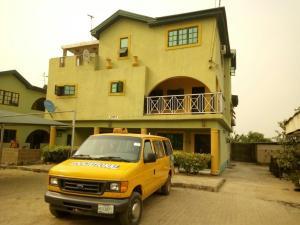 5 bedroom Detached Duplex House for sale Close to Redeemed Camp Mowe Obafemi Owode Ogun
