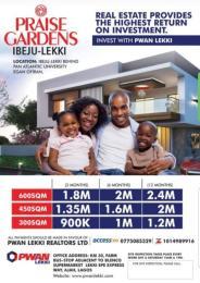 Residential Land Land for sale Behind Pan Atlantic University Ibeju-Lekki  Free Trade Zone Ibeju-Lekki Lagos
