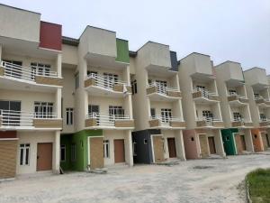 4 bedroom Terraced Duplex House for sale Osapa lekki  Osapa london Lekki Lagos