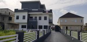 6 bedroom Detached Duplex House for sale Victory Park Estate Osapa london Lekki Lagos