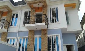 4 bedroom Semi Detached Duplex House for sale Omole phase 2 extension  Berger Ojodu Lagos