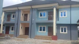 Blocks of Flats House for sale Golden Garden Estate. off Ponle Street Egbeda. Lagos. Egbeda Alimosho Lagos