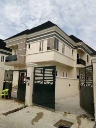 Detached Duplex House for rent chevron Lekki Lagos