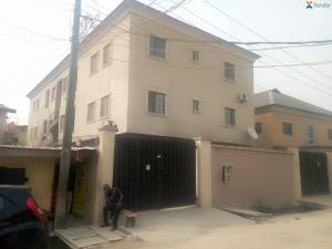 Blocks of Flats House for sale ibukunolu street Akoka Mende Maryland Lagos