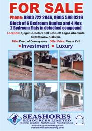 10 bedroom Boys Quarters Flat / Apartment for sale Ajegunle, Before Toll Gate, Alakuko Pipeline Alimosho Lagos
