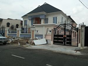 Detached Duplex House for sale Off Bashiru shittu magodo ph2 shangisha Magodo GRA Phase 2 Kosofe/Ikosi Lagos