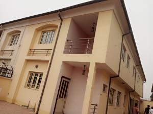 Semi Detached Duplex House for sale Maplwood ESTATE Oko oba road Agege Lagos