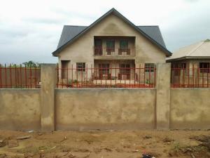 4 bedroom Detached Duplex House for sale BEHIND PARKING LOT F Mowe Obafemi Owode Ogun