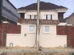 4 bedroom Semi Detached Bungalow House for sale Orchid hotel road; chevron Lekki Lagos