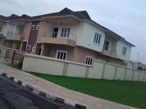 4 bedroom Semi Detached Duplex House for sale Flowergates Estate Apo Abuja