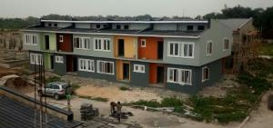 4 bedroom Terraced Duplex House for sale Within an Estate Oribanwa Ibeju-Lekki Lagos