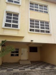 4 bedroom Terraced Duplex House for rent --- chevron Lekki Lagos