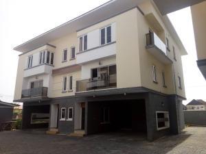 4 bedroom Terraced Duplex House for sale --- chevron Lekki Lagos