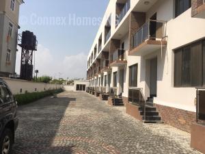 4 bedroom Terraced Duplex House for rent Spa road Ikate Lekki Lagos