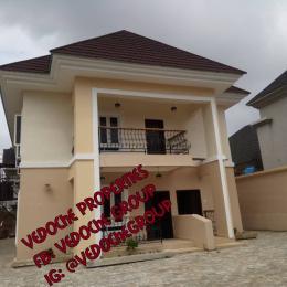 6 bedroom Detached Duplex House for sale Briggs Estate Enugu Enugu