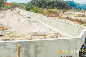 Land for sale *FRONTIER ESTATE.  Location: *Bogije, Lekki.* Lekki Lekki Lagos