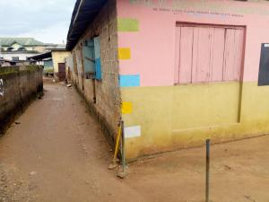 Detached Bungalow House for sale agbado crossing Alagbado Abule Egba Lagos