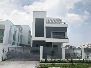5 bedroom Detached Duplex House for sale Pinnock beach estate Osapa london Lekki Lagos