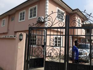 4 bedroom Detached Duplex House for sale Ferrano Court Estate Gbagada Lagos