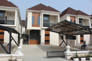 5 bedroom Detached Duplex House for sale Lafiaji, Shortly after the 2nd Lekki Toll Gate,  Lekki Phase 2 Lekki Lagos