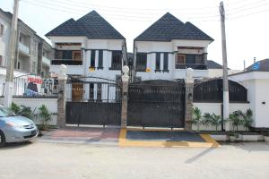 5 bedroom Detached Duplex House for sale Chevy View Estate chevron Lekki Lagos - 0