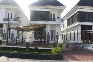 5 bedroom Detached Duplex House for sale Megamound Estate Ikota Lekki Lagos - 0