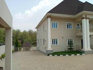 5 bedroom Detached Duplex House for sale prince and princess,abuja Durumi Abuja
