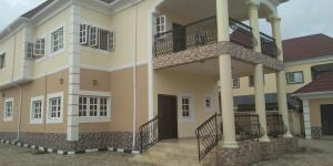 4 bedroom Detached Duplex House for rent Life camp After brain and hammers  Gwarinpa Abuja