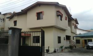 5 bedroom House for sale Corner stone Estate Alausa Ikeja Lagos