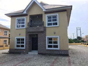 4 bedroom House for sale Northern Foreshore Estate chevron Lekki Lagos - 0