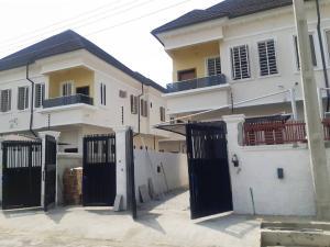 4 bedroom Detached Duplex House for rent ---- Ikate Lekki Lagos