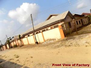 Factory Commercial Property for sale Kajola, just after Lokowe Lakes Free Trade Zone Ibeju-Lekki Lagos