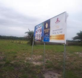 Serviced Residential Land Land for sale After laCampaigne LaCampaigne Tropicana Ibeju-Lekki Lagos