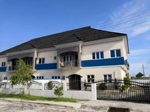 3 bedroom Terraced Duplex House for sale Okun Ajah, off Abraham Adesanya road Lekki Scheme 2 Okun Ajah Ajah Lagos