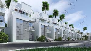 3 bedroom Terraced Duplex House for sale Gwarimpa Entrance Gate Gwarinpa Abuja