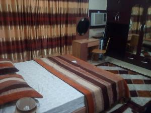 1 bedroom mini flat  Flat / Apartment for shortlet Sule Abuka Cresent Opebi Ikeja Lagos - 1