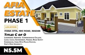 3 bedroom Flat / Apartment for sale Iyana Offa Iwo Rd Ibadan Oyo