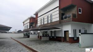 4 bedroom House for rent Lafiaji, By second toll gate Lekki Lagos - 15