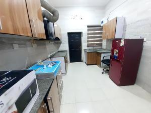 4 bedroom Semi Detached Duplex House for shortlet Ikota Villa Estate Ikota Lekki Lagos