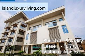 3 bedroom Flat / Apartment for rent Victoria Island Extension Victoria Island Lagos