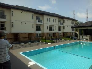 4 bedroom Terraced Duplex House for rent good road MacPherson Ikoyi Lagos