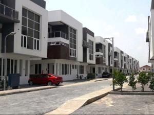 4 bedroom Semi Detached Duplex House for rent The Addeess  Osapa london Lekki Lagos