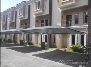 4 bedroom Terraced Duplex House for rent Osapa Osapa london Lekki Lagos