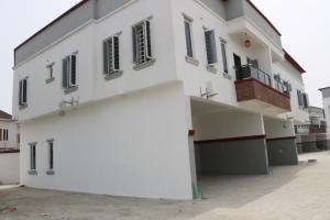 4 bedroom Terraced Duplex House for rent Orchid Estate, Lafiaji Lekki Lagos