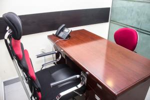 Office Space Commercial Property for shortlet 38, Opebi Road Opebi Ikeja Lagos